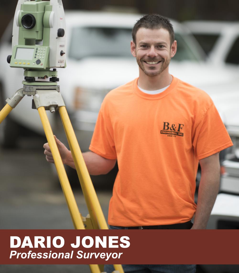 Dario Jones