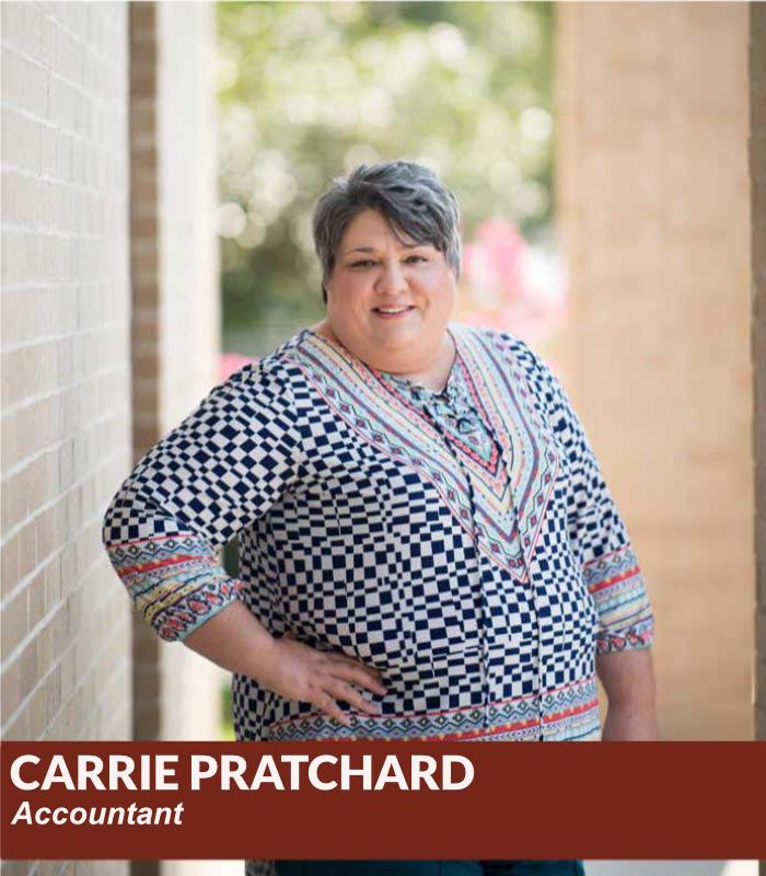 Carrie Pratchard