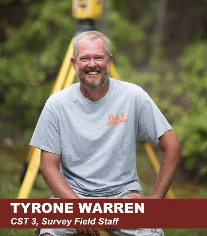 Tyrone Warren