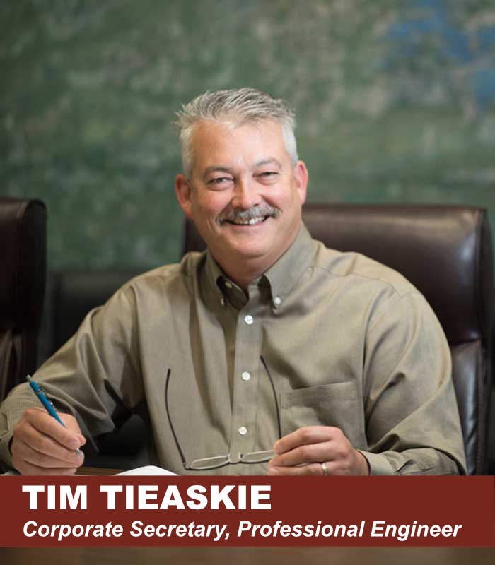 Tim Tieaskie