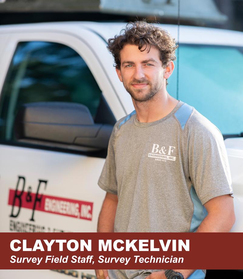 Clayton McKelvin