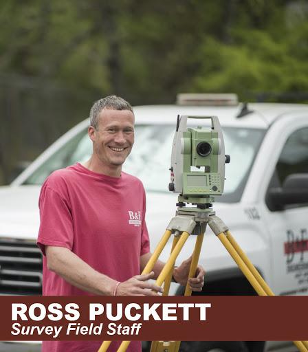 Ross Puckett