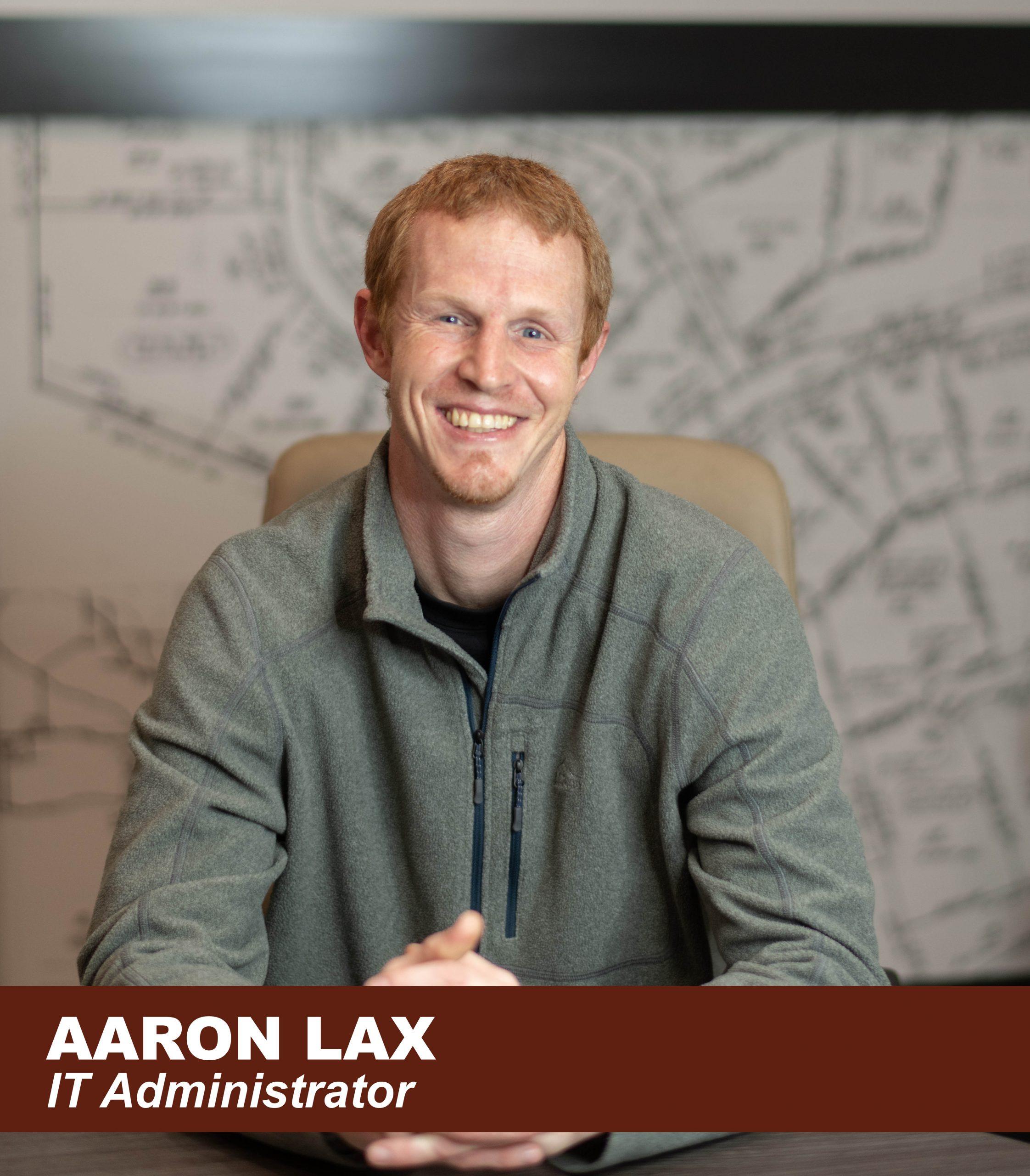 Aaron Lax