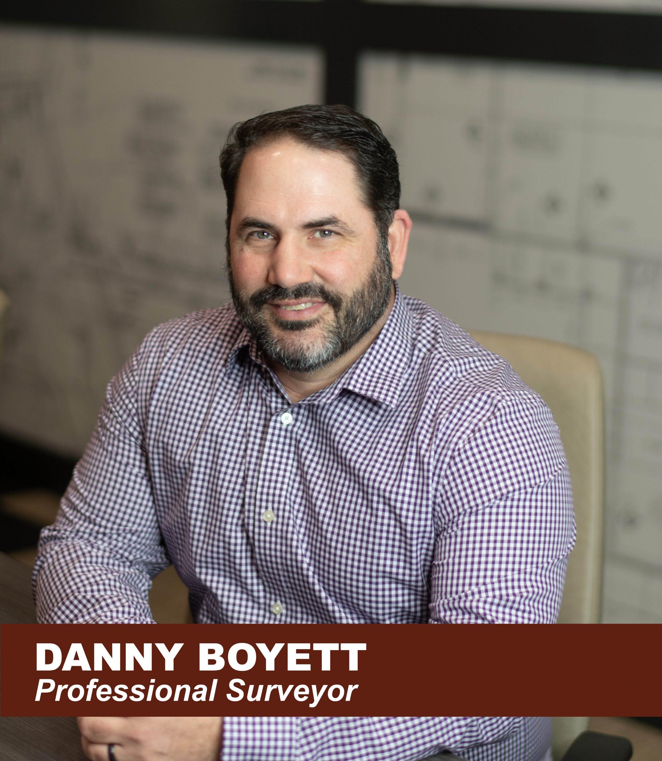Danny Boyett
