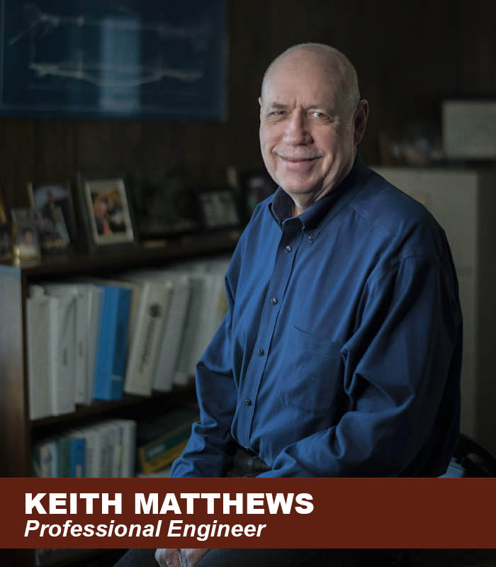 Keith Matthews